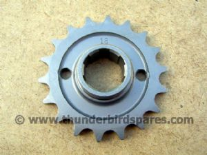 Gearbox Sprocket, 18T, Triumph Unit 350/500 1959-1974, 57-1476